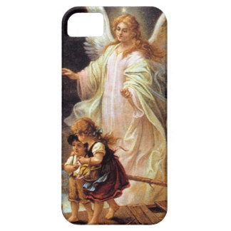 Guardian Angel or Angel on the Bridge iPhone 5 Cover