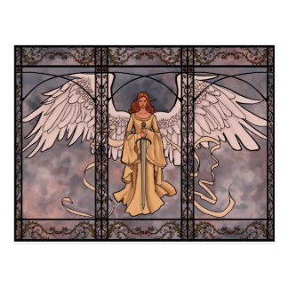 Guardian Angel Postcard