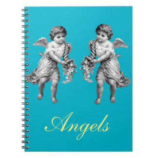 Guardian Angels with Cornucopia Notebook
