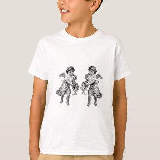 Guardian Angels with Cornucopia T-Shirt