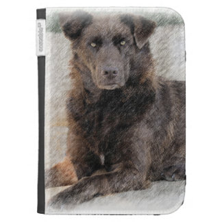 Guardian Dog Kindle 3G Cover