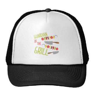 Guardian Of Grill Trucker Hat