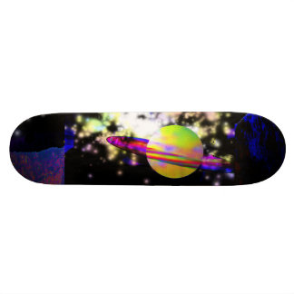 Guardian of the Galaxy Custom Skate Board