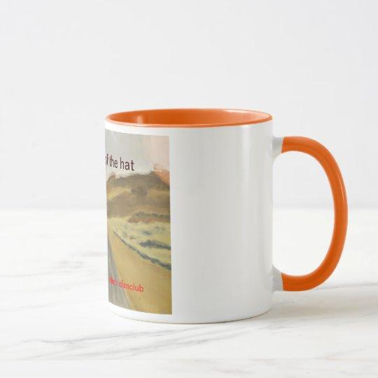 Guardian of the Hat Redux Mug