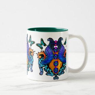 Guardians at Dawn Bright-Eyed Mug
