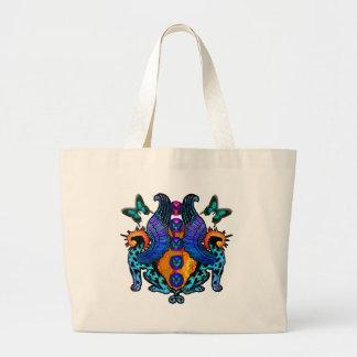 Guardians at Dawn Tote Bag