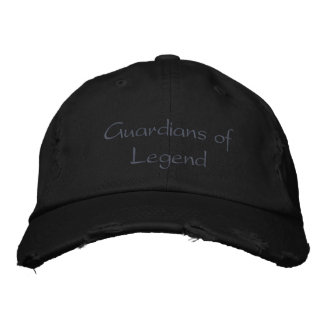 Guardians of Legend Embroidered Baseball Caps