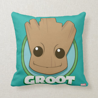 Guardians of the Galaxy | Baby Groot Face Cushion