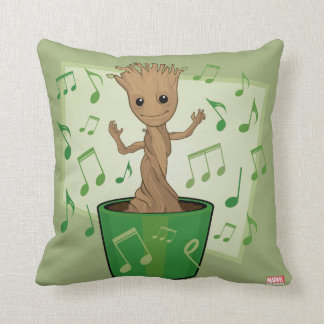 Guardians of the Galaxy | Dancing Baby Groot Cushion