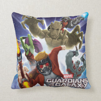 Guardians of the Galaxy | Group Attack Cushion