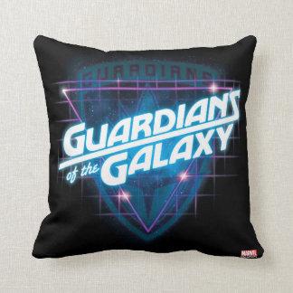 Guardians of the Galaxy | Retro Logo Cushion
