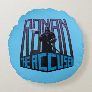Guardians of the Galaxy | Ronan The Accuser Round Cushion