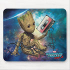 Guardians of the Galaxy Vol. 2 | Groot With Tape Mouse Mat