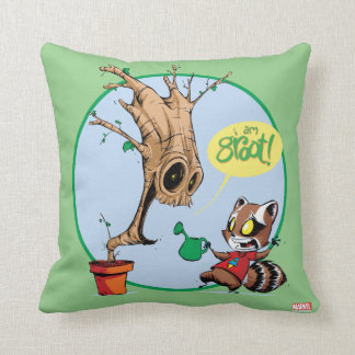 Guardians of the Galaxy | Watering Groot Cushion