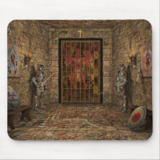 Guardians of the Gate Mouse Pad