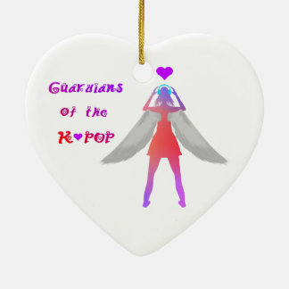 Guardians of the K-pop 2.0 Christmas Ornament