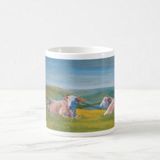 Guardians of the valley basic white mug