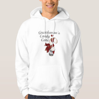 Guardsmans Candy Cane Hoodie