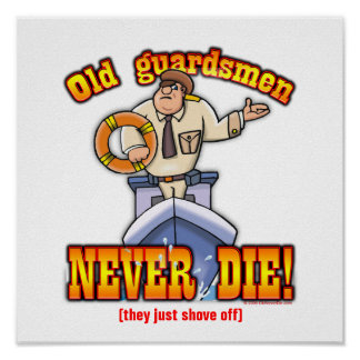 Guardsmen Posters