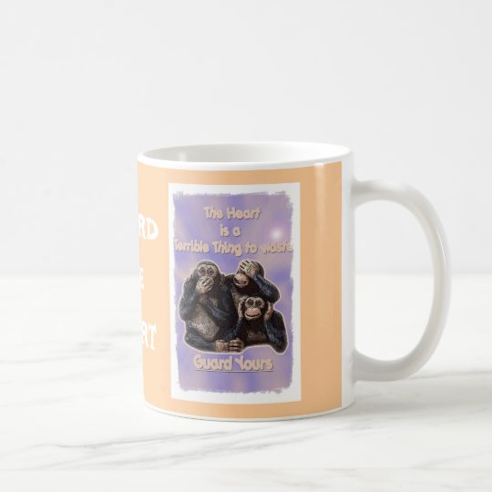 GUARDTHEHEART COFFEE MUG