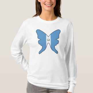 Guatemala Butterfly Women T-Shirt