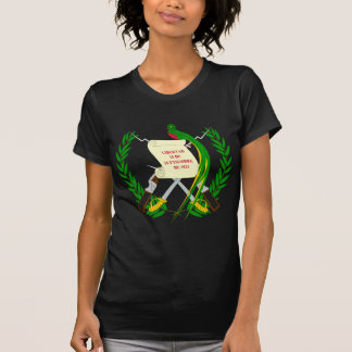 Guatemala  Coat of arms GT T-Shirt