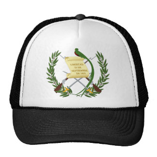 Guatemala Coat of Arms Trucker Hat