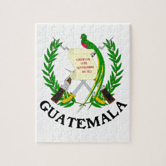 GUATEMALA - emblem/flag/coat of arms/symbol Jigsaw Puzzle