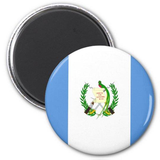 Guatemala Flag GT Magnet