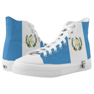 Guatemala Flag High Tops