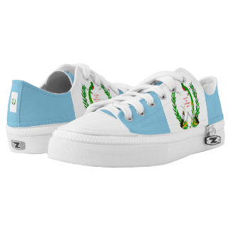 Guatemala Flag Low Tops