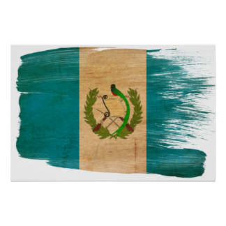 Guatemala Flag Posters