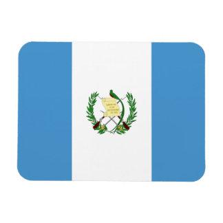 Guatemala Flag Rectangular Photo Magnet