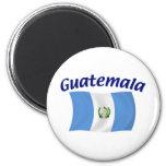 Guatemala Flag Refrigerator Magnets