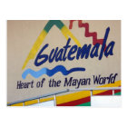 Guatemala, Heart of the Mayan World Postcard