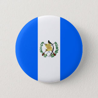 Guatemala High quality Flag 6 Cm Round Badge