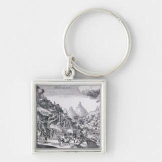 Guatemala', in Spanish North America Key Ring
