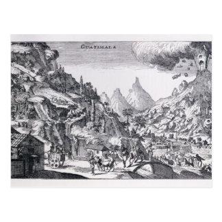 Guatemala', in Spanish North America Postcard