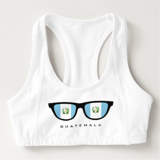 Guatemala Shades custom sports bra