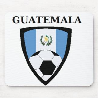 Guatemala Soccer Mouse Pad