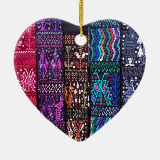 Guatemala's beautiful design christmas ornament