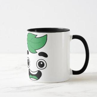 Guava Juice Challenges Green Mug