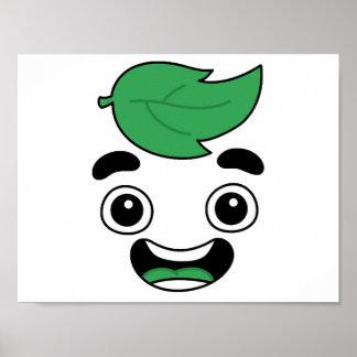 Guava Juice Challenges Green Poster