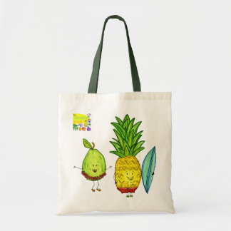 Guava Pineapple Surfer Bag