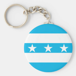 Guayaquil city flag Ecuador symbol Key Ring