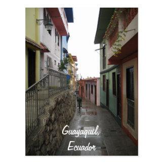 Guayaquil,Ecuador Postcard