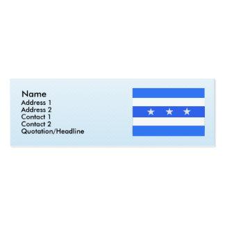 Guayas, Equador Pack Of Skinny Business Cards