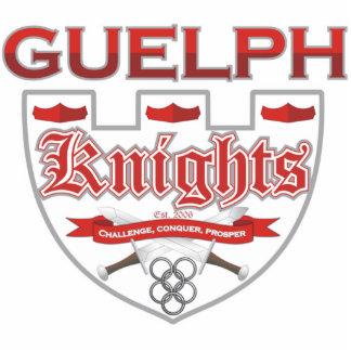 Guelph Knights Photo Sculpture Magnet