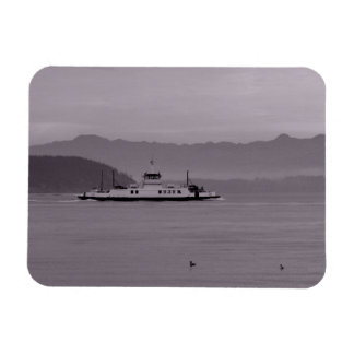 Guemes Island Ferry Magnets