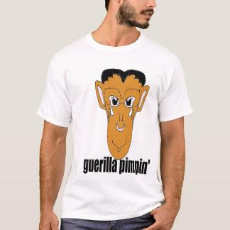 guerilla pimp t-shirt